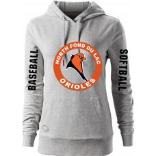 NFDL Evoshield women's hoodie