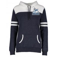Women's Fleece Hooded Sweatshirt with Thunder Logo