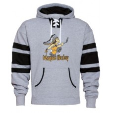 Waupun Warrior Unisex Varsity Hockey Pullover Hood