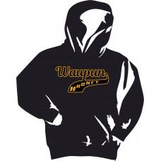 Waupun Warriors Gildan® Heavy Blend™ Adult Hooded Sweatshirt